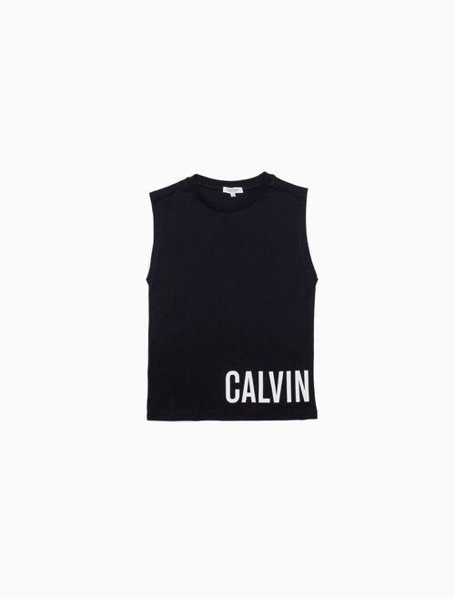CALVIN KLEIN BOYS MUSCLE TANK TOP
