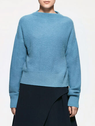 CALVIN KLEIN CASHMERE EASY TOP