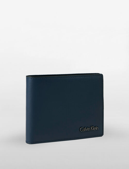 CALVIN KLEIN AIDEN AVAITOR BILLFOLD WALLET