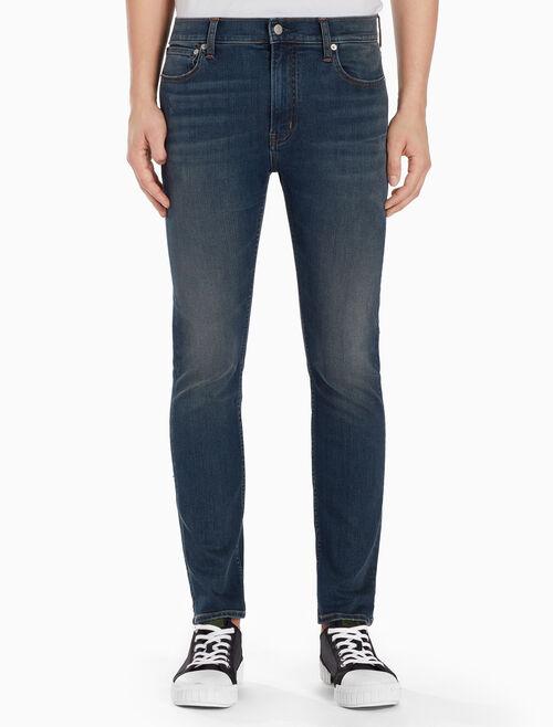 CALVIN KLEIN HAMILTON DARK BLUE 貼身牛仔褲