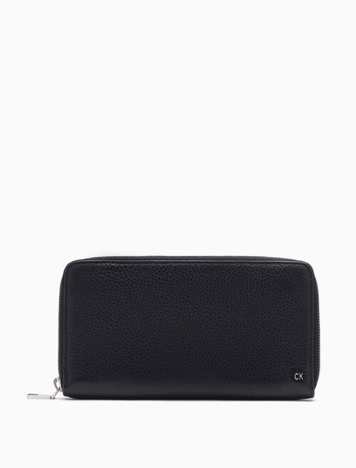 CALVIN KLEIN Workman Long Zip-Around Wallet