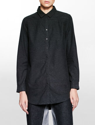 CALVIN KLEIN WERITY TUNIC SHIRT