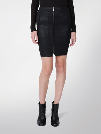 CALVIN KLEIN FAYE NEOPRENE PENCIL SKIRT