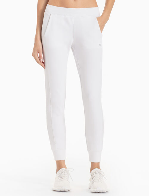 CALVIN KLEIN SWEAT PANTS WITH SIDE STRIPES