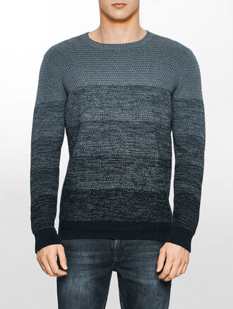 CALVIN KLEIN SOREOL COLOR BLOCK SWEATER