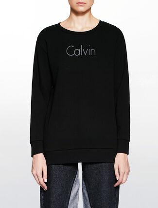 CALVIN KLEIN RELAXED SWEATSHIRT