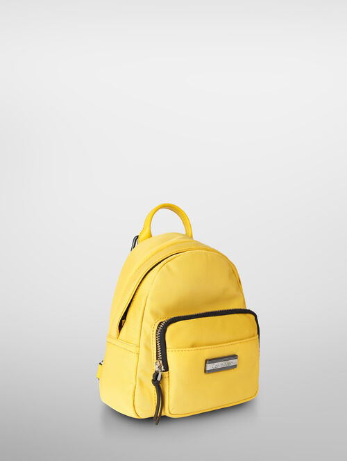CALVIN KLEIN MIRANDA NYLON STUDIO BACKPACK