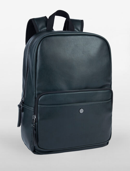 CALVIN KLEIN CITY EASY SQUARE BACKPACK WITH TOTE