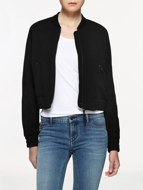 CALVIN KLEIN LIGHT WEIGHT BOMBER