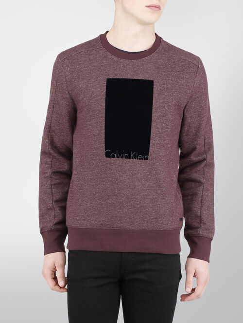 CALVIN KLEIN JAMESON PULLOVER SWEAT SHIRT