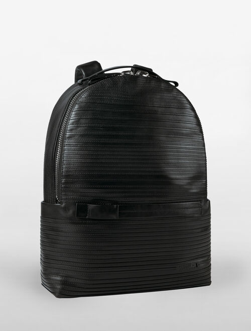 CALVIN KLEIN ENGINEERED CASUAL SLIM BACKPACK - MOTO