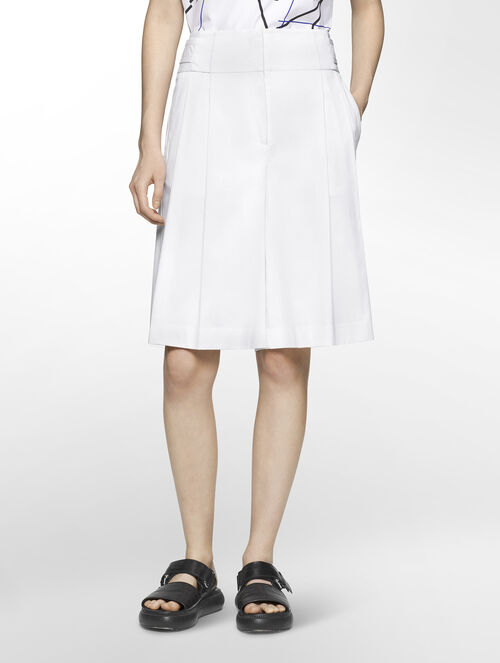 CALVIN KLEIN SOAPY TWILL EASY SHORT PANTS