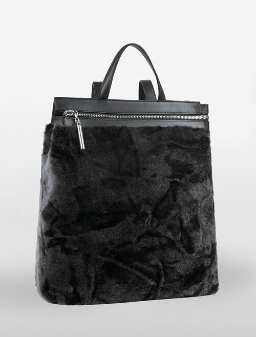 CALVIN KLEIN EDGED BACKPACK