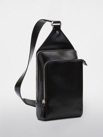 CALVIN KLEIN ENGINEER CASUAL MONO SHOULDER BAG
