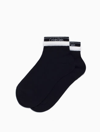 CALVIN KLEIN DOUBLE CUFF ANKLETS
