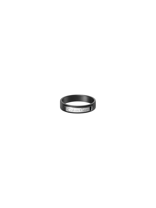 CALVIN KLEIN DAPPER MATT RING