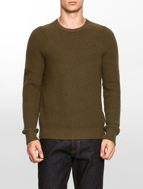 CALVIN KLEIN SPOTTON SWEATER