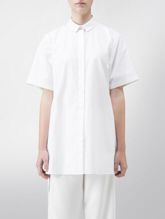 CALVIN KLEIN CLEAN COTTON SHORT SLEEVES TOP