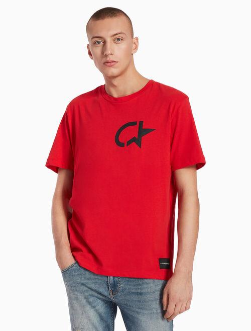 CALVIN KLEIN FERGUS CK STAR 티셔츠