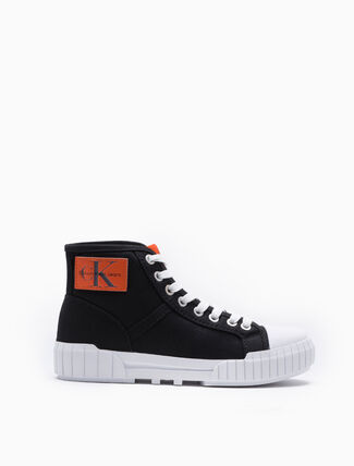 CALVIN KLEIN BIXI HIGH TOP SNEAKERS