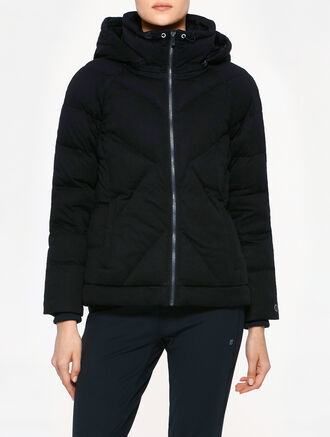 CALVIN KLEIN DOWN JACKET DEATCHABLE HOOD