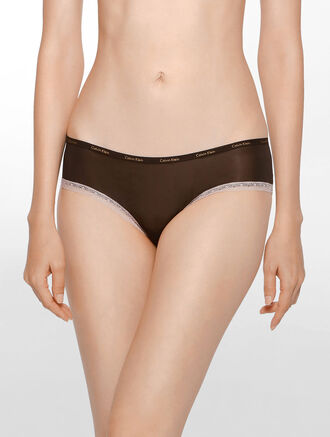 CALVIN KLEIN Hipsters - Bottoms Up