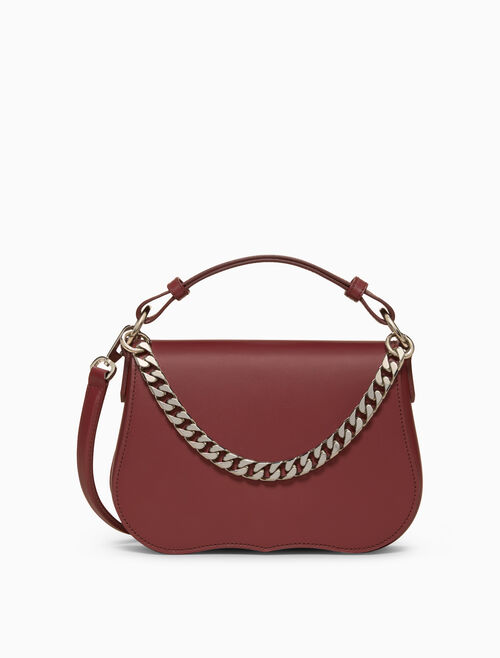 CALVIN KLEIN SMALL WESTERN SHOULDER BAG