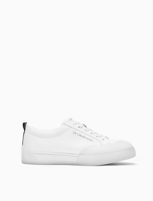 CALVIN KLEIN FARID LACE UP SNEAKERS