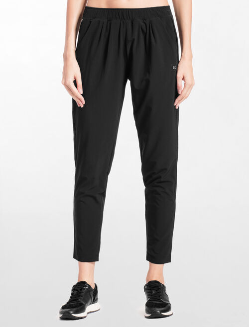 CALVIN KLEIN STRETCH CROPPED PANT