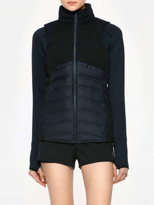 CALVIN KLEIN 2IN1 DOWN VEST WITH JACKET
