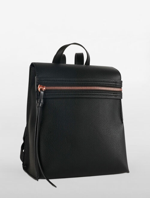 CALVIN KLEIN ULTRA LIGHT ZIP FRONT BACKPACK