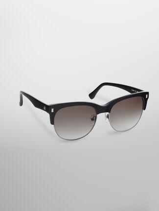 CALVIN KLEIN VINTAGE ROUND 太陽眼鏡