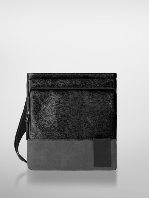 CALVIN KLEIN PEBBLE ESSENTIAL FLAT PACK