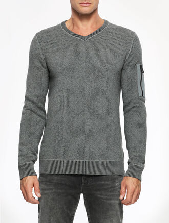 CALVIN KLEIN SECTOR 3 SWEATER