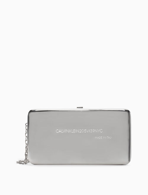CALVIN KLEIN Bmetal evening box