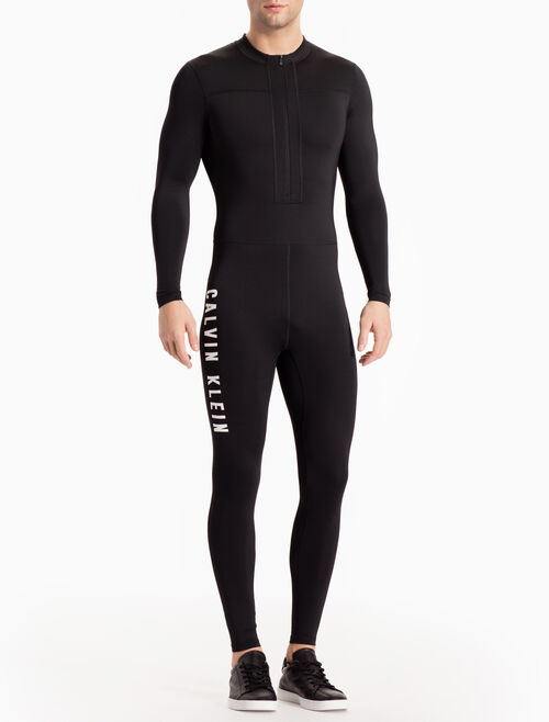 CALVIN KLEIN LOGO DIVING SUIT