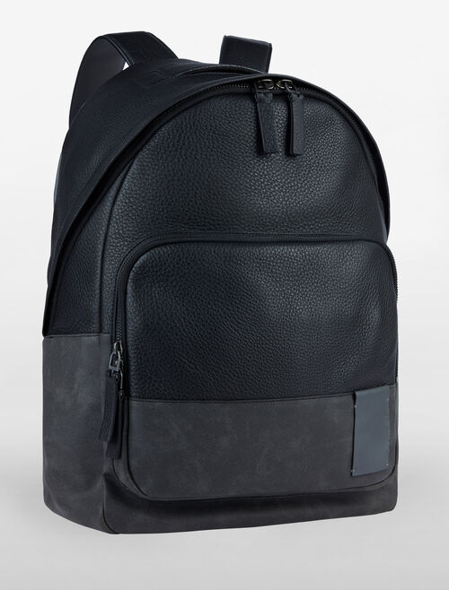 CALVIN KLEIN PEBBLE ESSENTIALS BACKPACK