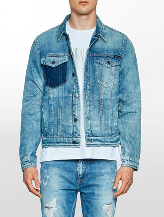 CALVIN KLEIN DECON JACKET