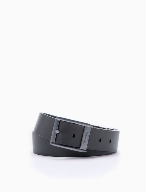 CALVIN KLEIN REVERSIBLE BUCKLE BELT