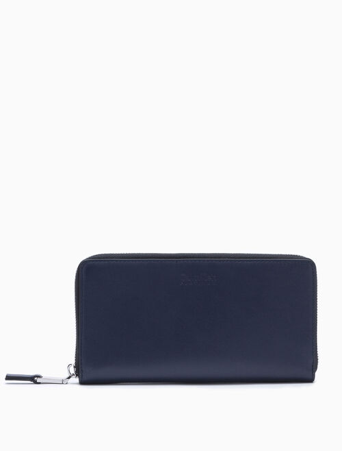 CALVIN KLEIN ZIP AROUND WALLET
