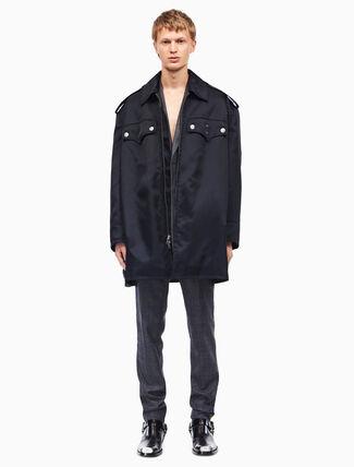 CALVIN KLEIN 超大版型警察外套