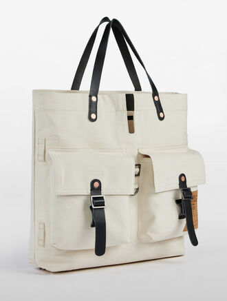 CALVIN KLEIN SURPLUS CANVAS TOTE