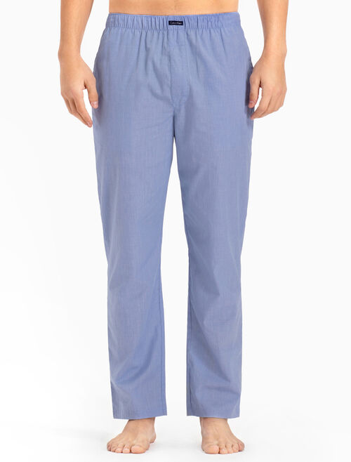CALVIN KLEIN CHAMBRAY SLEEP 睡褲