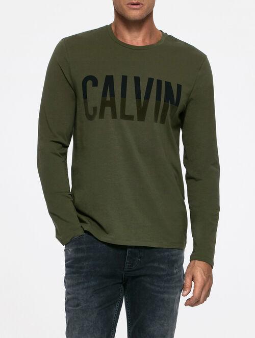 CALVIN KLEIN TRAJECT TEE