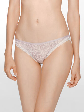 CALVIN KLEIN BOTTOMS UP ESSENTIALS BIKINI