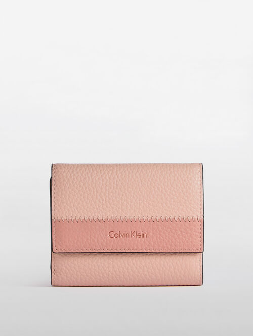 CALVIN KLEIN MEDIUM TRI FOLD WALLET