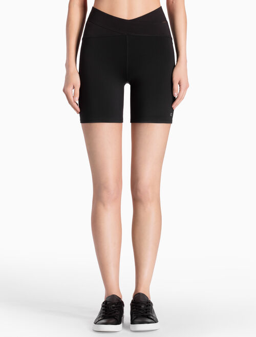 CALVIN KLEIN CRISS CROS FIT SHORT