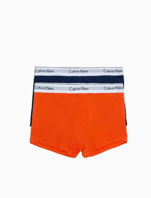 CALVIN KLEIN MODERN COTTON STRETCH TRUNK
