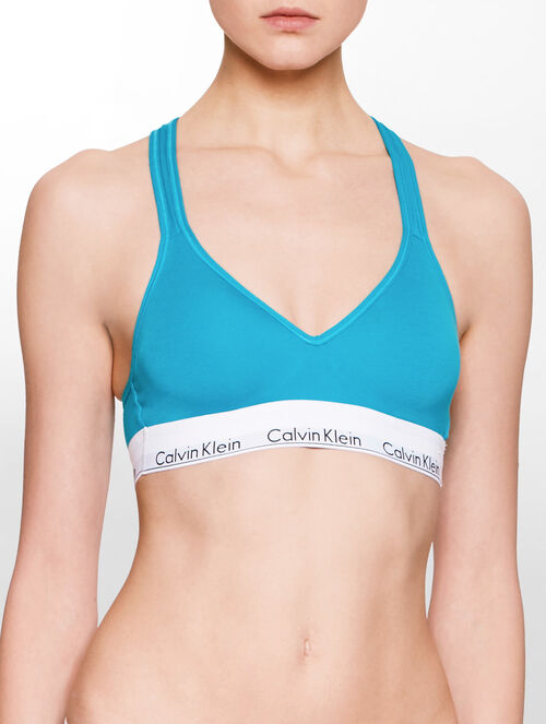 CALVIN KLEIN MODERN COTTON LIFT PLUGE 브라