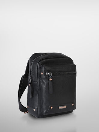 CALVIN KLEIN INDUSTRIAL CAMPUS SLING BAG
